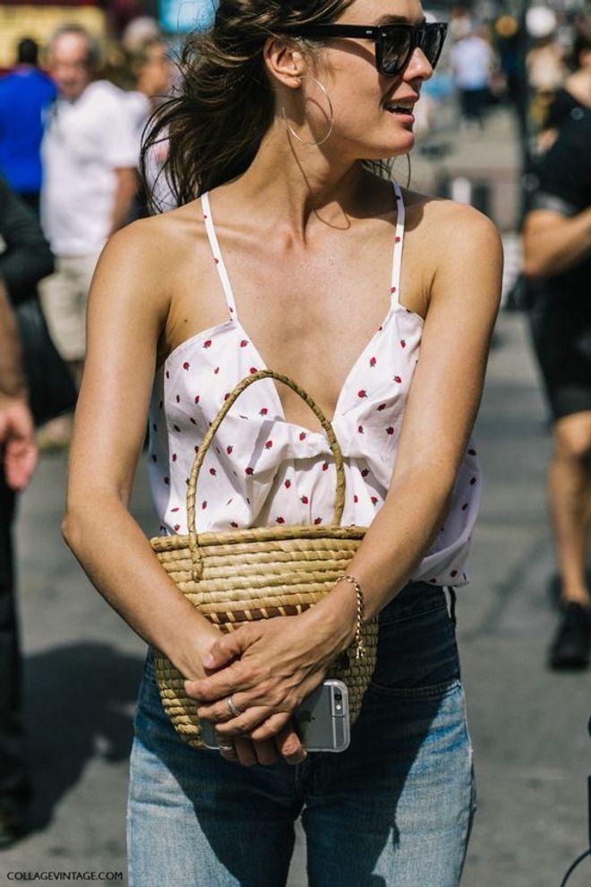 50 looks de street style para irse de vacaciones