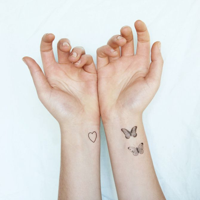 Kleine Tattoos: Die 100 schönsten Motive
