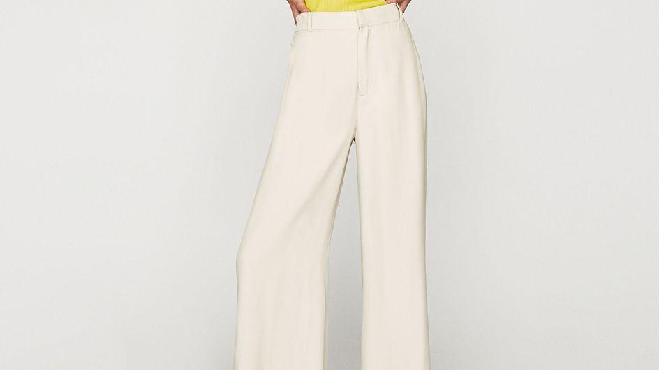 Pantaloni a palazzo: il capo più elegante della moda autunno inverno
