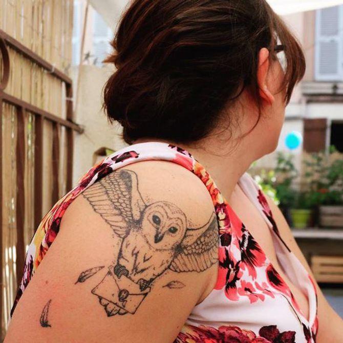 50 tatouages magiques d'Harry Potter repérés sur Instagram