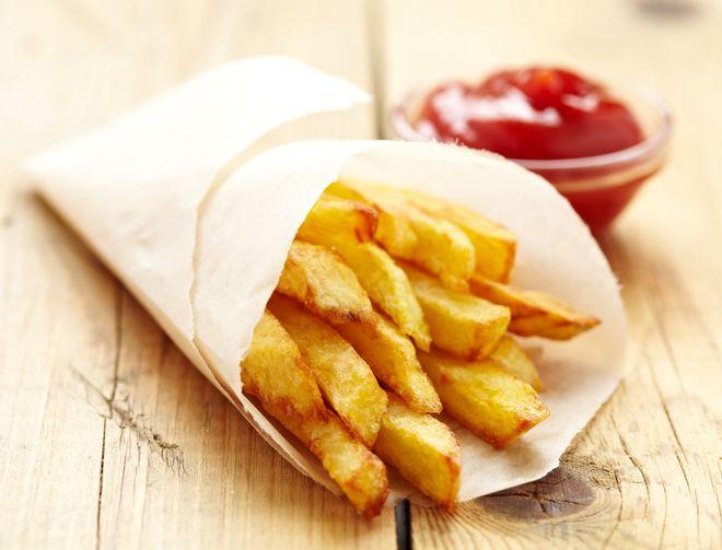 Bonnes frites
