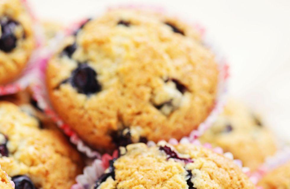 Muffins salés, muffins sucrés, nos meilleures recettes de muffins