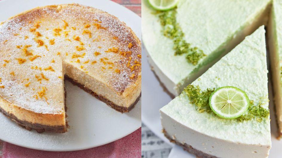 Le cheesecake va vous en mettre plein la vue !