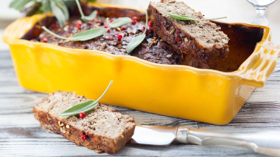 31 recettes faciles de terrines et de pâtés pour l'apéro