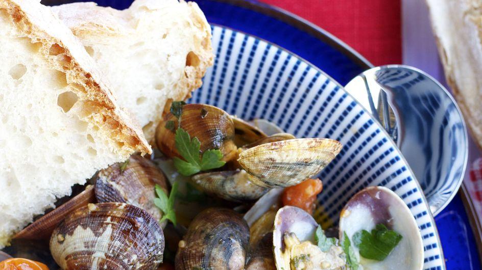 Des recettes de crustacés pour vous donner envie d'aller à la mer