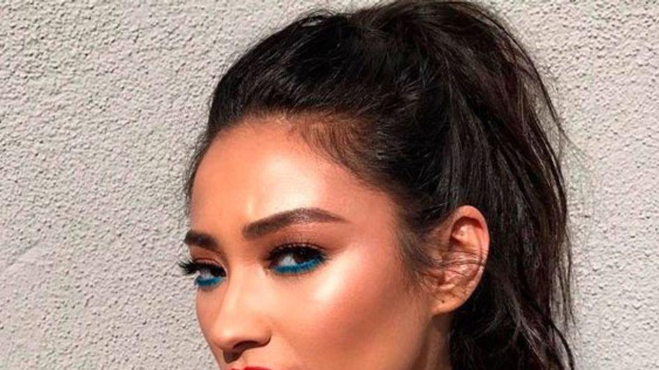 Delineado invertido: la última tendencia beauty para tus ojos