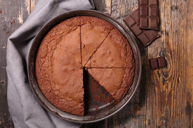 Gâteau au chocolat au micro-ondes minute
