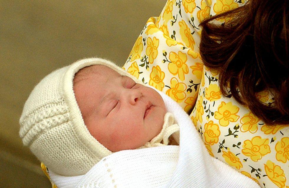 Like Mother, Like Daughter! Princess Charlotte's Style Evolution