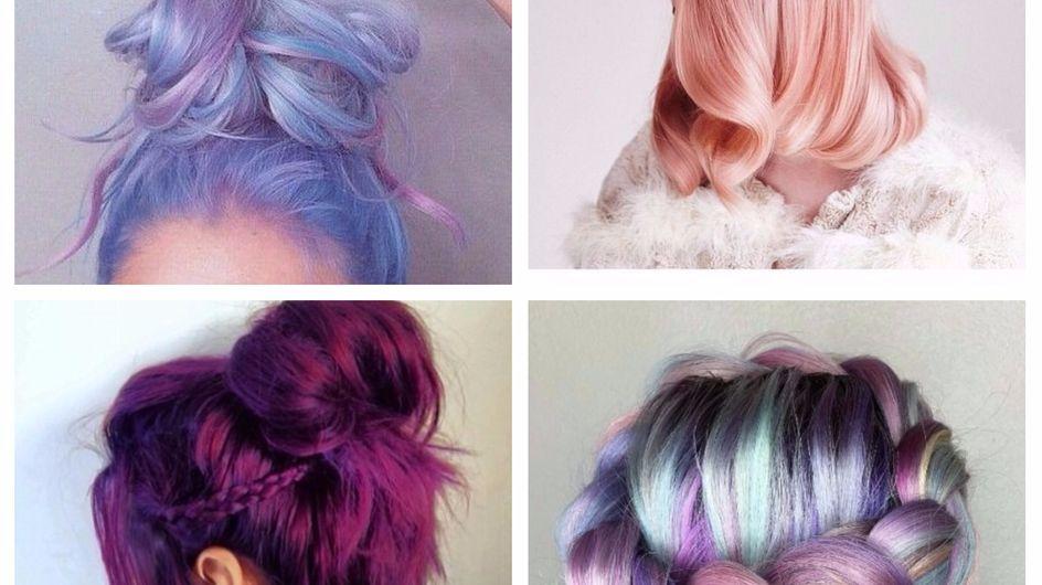 40 couleurs de cheveux tendances qui vont vous faire tourner la tête