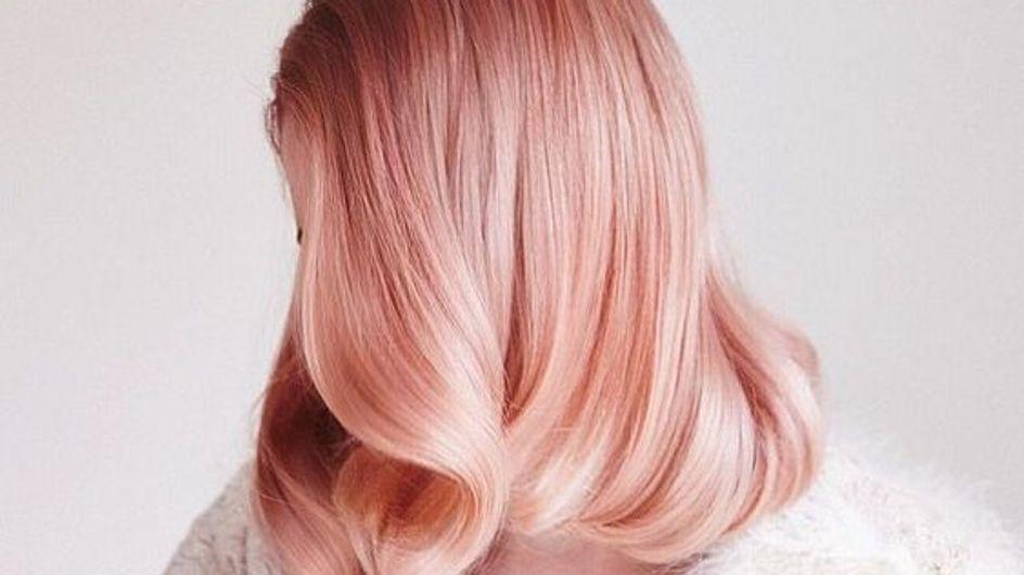 ¡Atrévete! 40 colores que son tendencia para el cabello