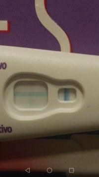 Dela antes test dias regla 6 de embarazo