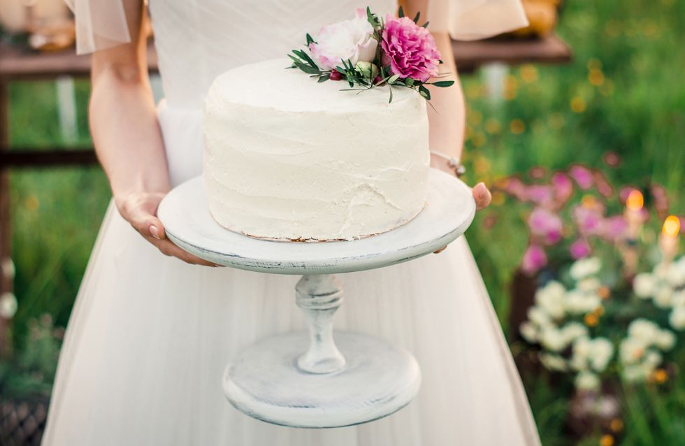 Fantastic wedding cake ideas