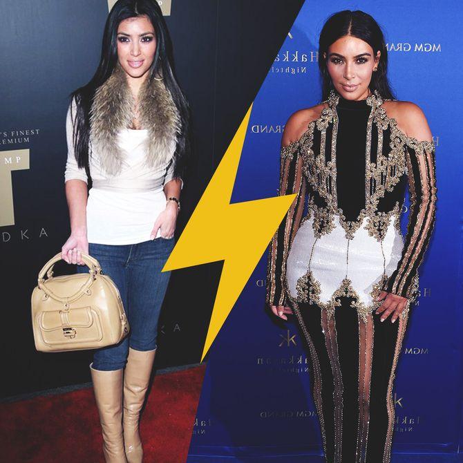 Kim Kardashian le 4 mai 2015