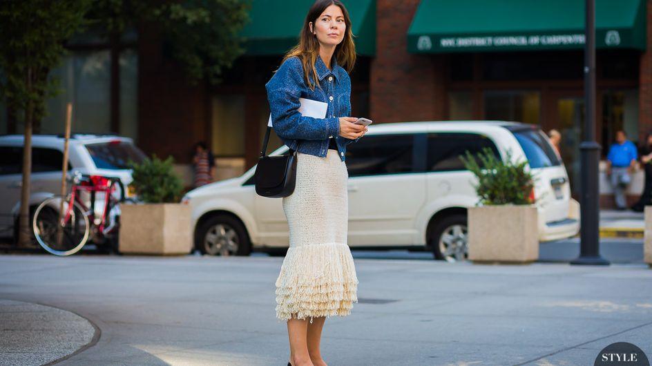 Street Style para working girls: los mejores looks para la rentrée