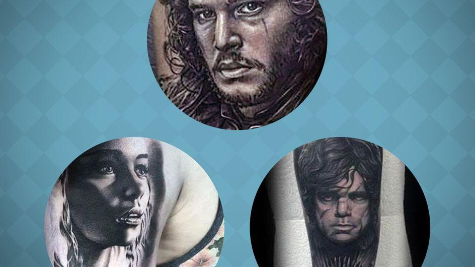 41 tatouages pour les vrais fans de Game of Thrones