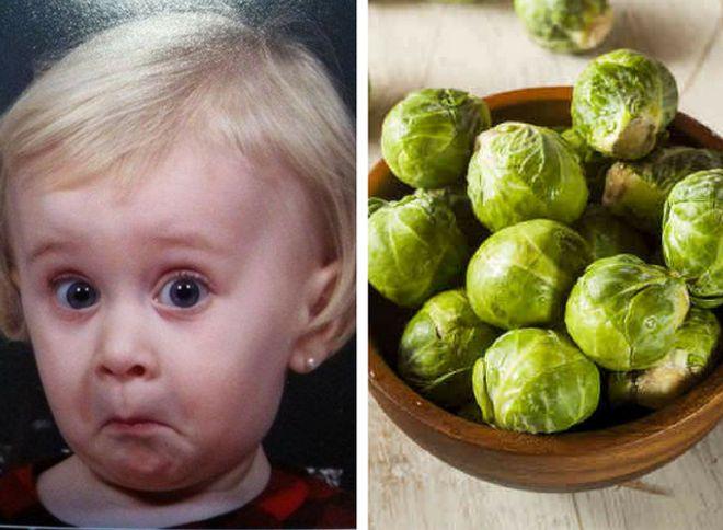 Les choux de Bruxelles, plat idéal pour se faire détester des enfants !