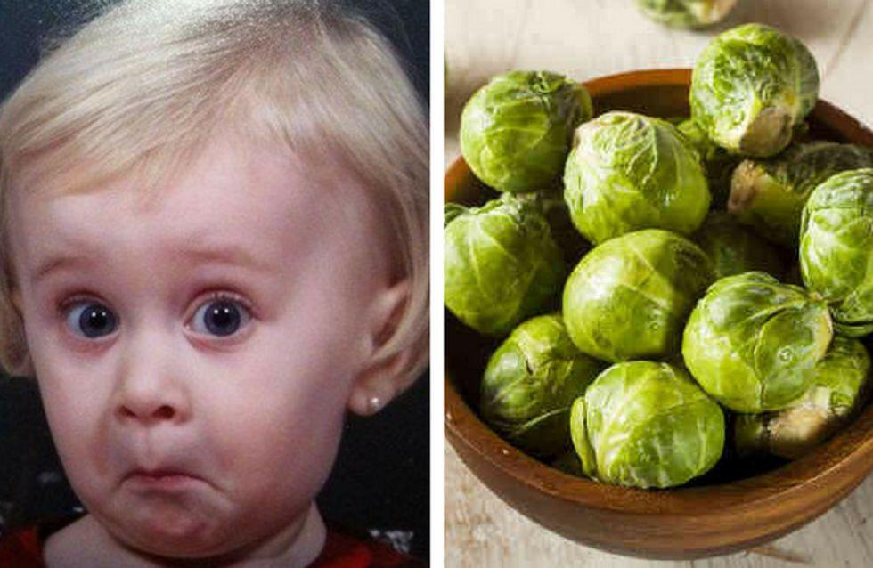 Top 30 des pires grimaces de vos enfants à table