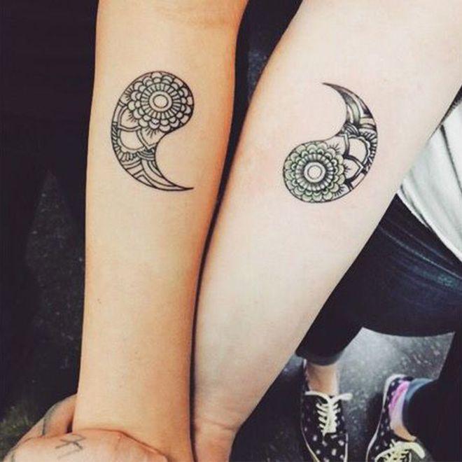 Tatuaggi Per Sorelle 100 Idee Di Tatuaggi Da Condividere Album Di