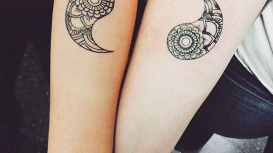 Tatuaggi per sorelle: 100 idee di tatuaggi da condividere
