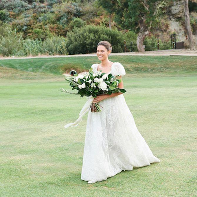 Un giorno da favola: gli abiti da sposa scelti dalle star - Bianca Balti