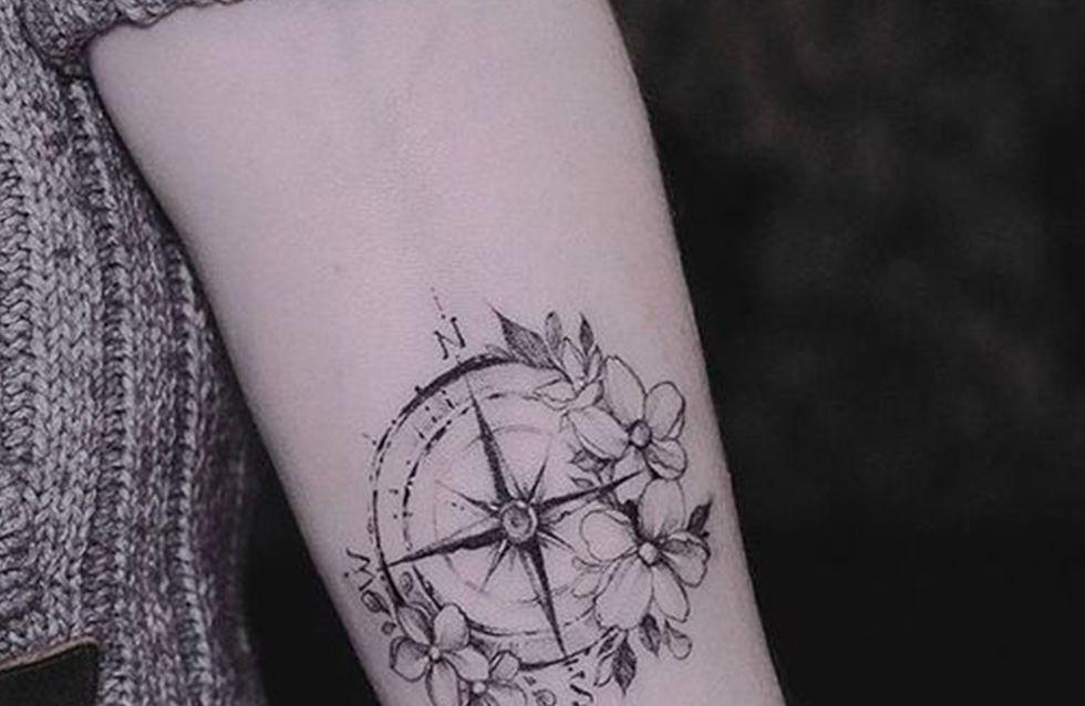 Tatuaggi a tema viaggio: sogna sulla tua pelle!