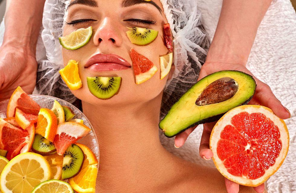 Ces aliments qui sont de vrais produits de beauté pas chers !