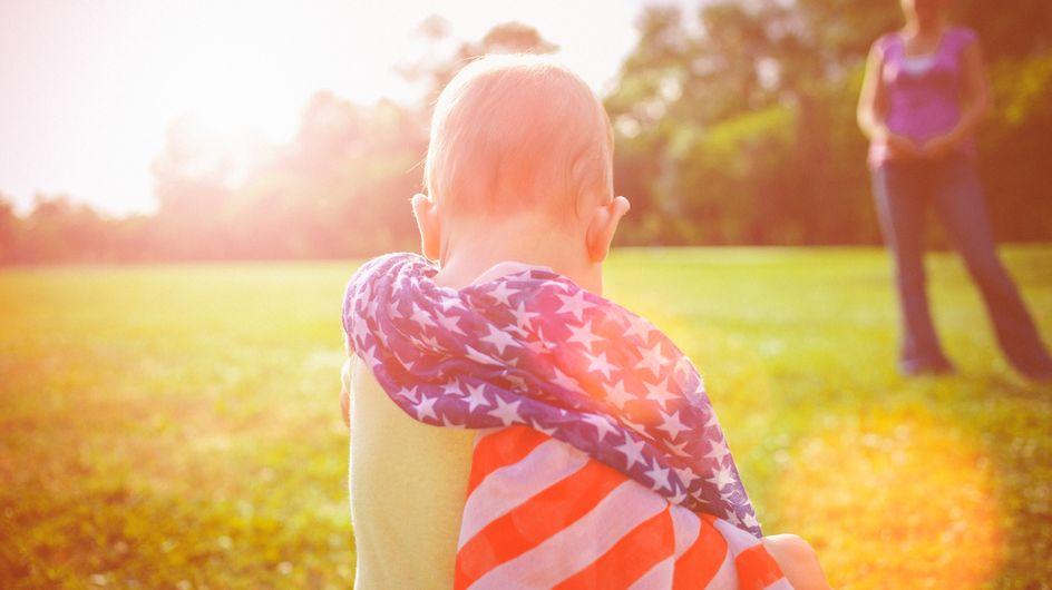 50 nombres americanos para bebés y sus significados