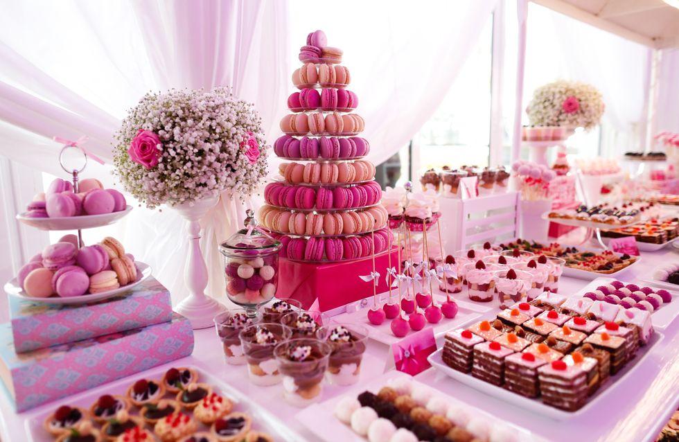 Les buffets de mariage les plus fous !
