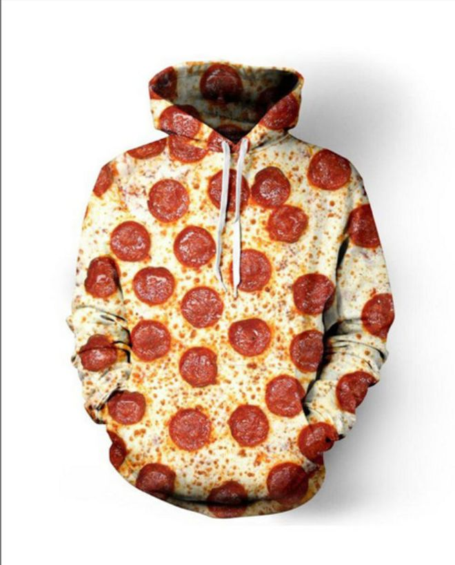 Pull pizza