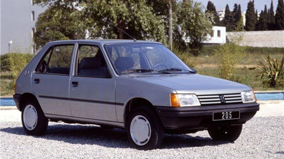 11 raisons d'avoir une Peugeot 205 même aujourd'hui ! Une merveille !