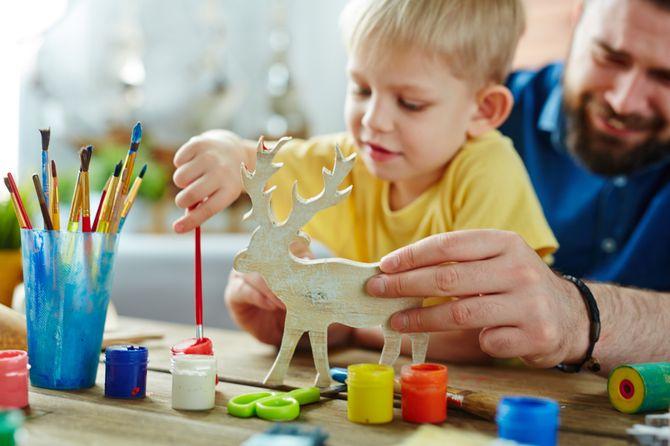 15 idées bricolages sur le thème des animaux à faire avec les enfants