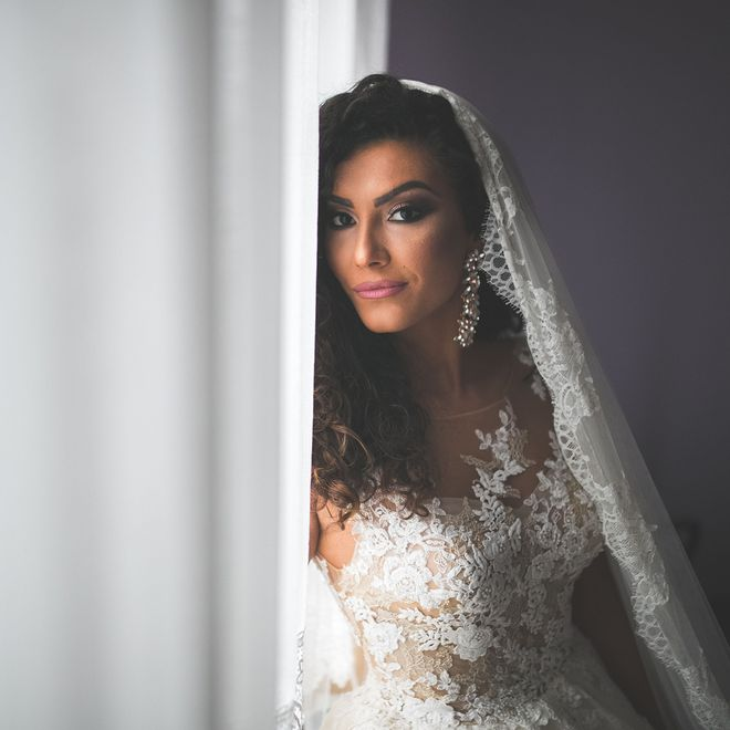 Acconciature da sposa x capelli ricci
