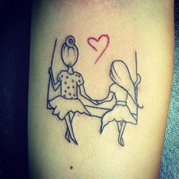 Tatouage Amitie 50 Idees De Tattoos A Partager Avec Sa Bff