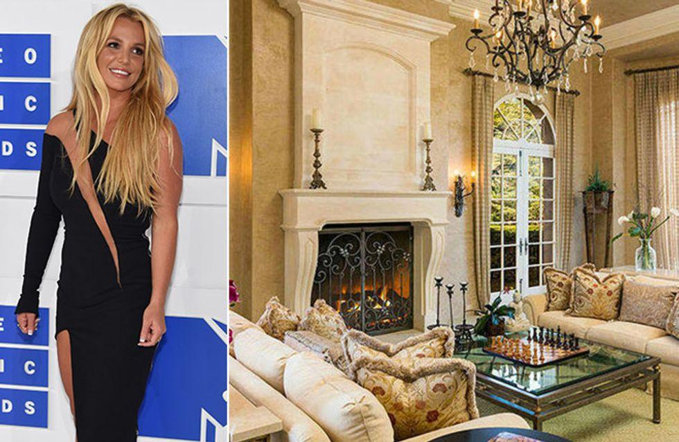 L'incroyable propriété de 8,4 hectares de Britney Spears à Thousand Oaks