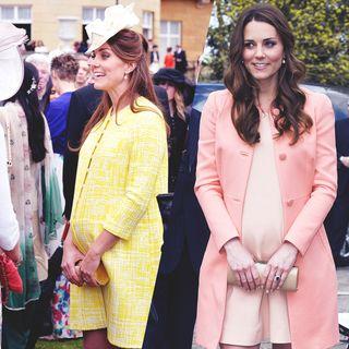 Les plus beaux looks de grossesse de Kate Middleton