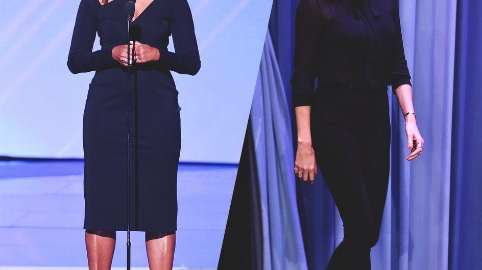 Grandes stars : zoom sur ces femmes qui font plus d'1m75
