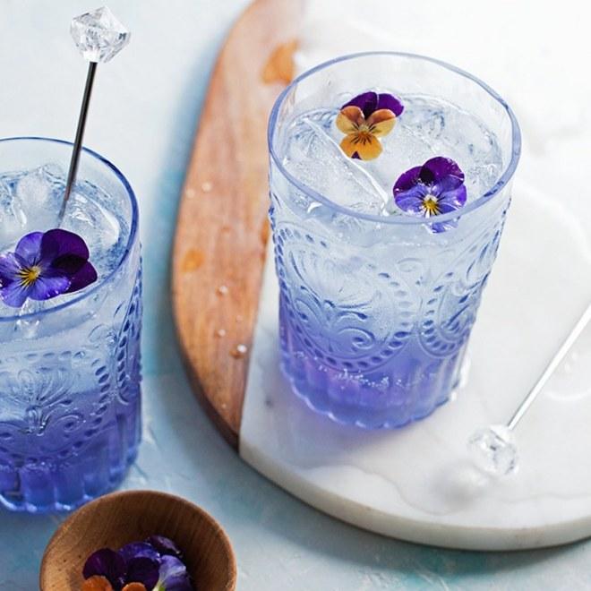 Cocktail de violette