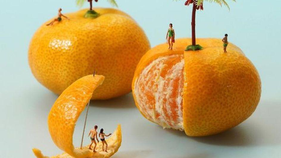 Fous : les aliments détournés de Tatsuya Tanaka