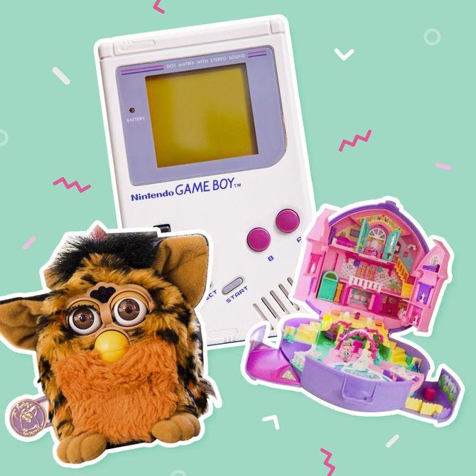 45 objets des années 90 qui valent aujourd'hui très cher