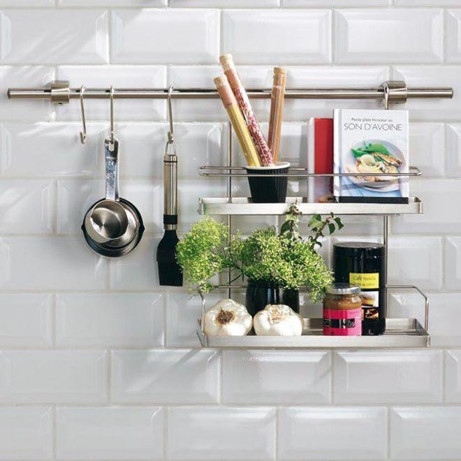 Faites le plein d'idées rangements pour votre cuisine