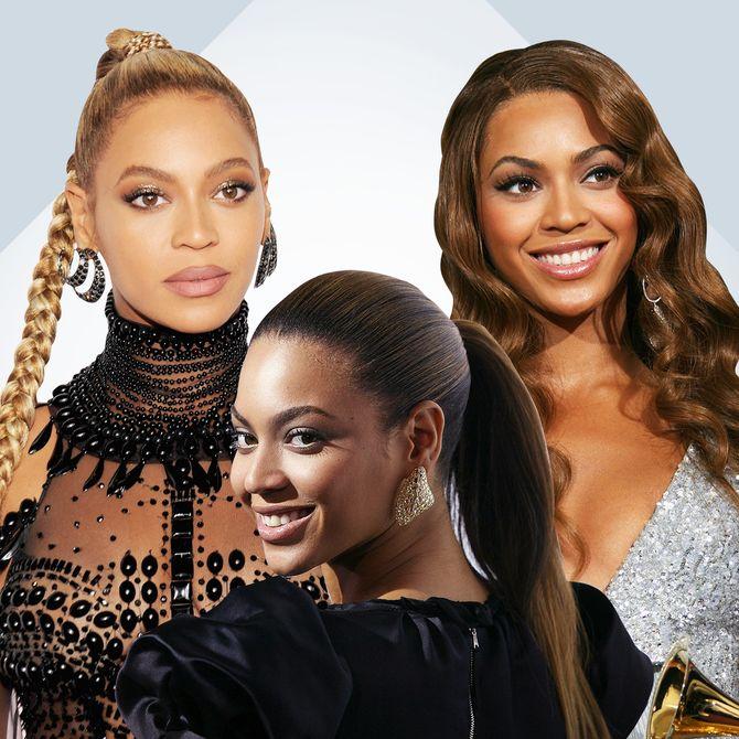 Beyoncé est une reine de beauté.