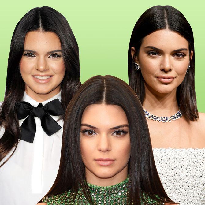 L'évolution beauté de Kendall Jenner