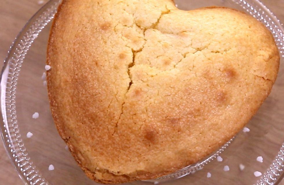 La recette du gâteau au yaourt (ultra-facile)