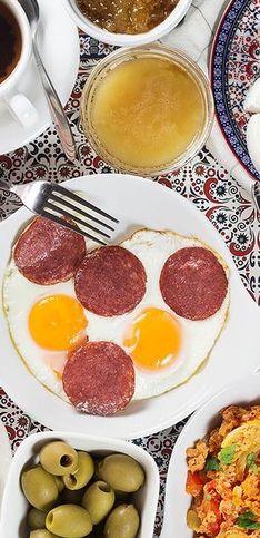 Le tour du monde des petits-déjeuners