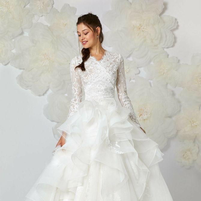 Abiti da sposa 2018 - Atelier Emé