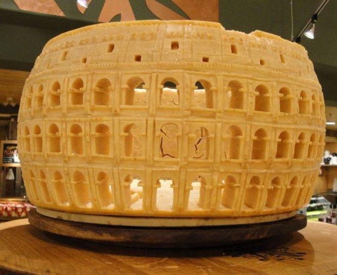 Le Colisée version fromage