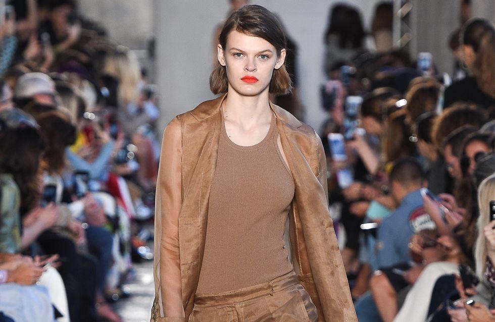 La vuelta a los básicos de Max Mara en Milan Fashion Week