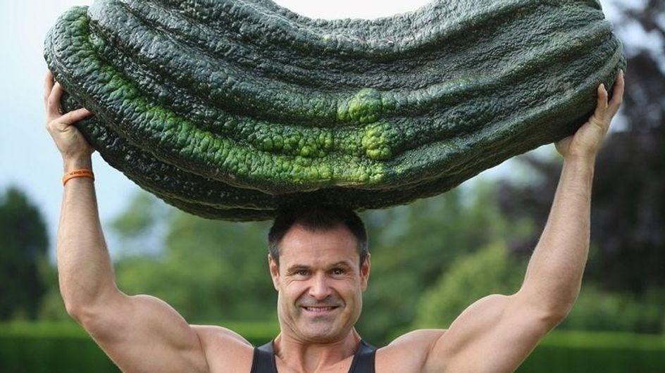 Le top des plus gros fruits et légumes !