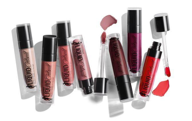 Liquid lipstick matte