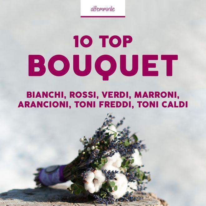 Bouquet da sposa: 70 idee originali per l'autunno-inverno